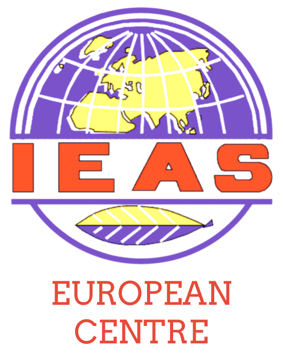 ieas europe logo text below arvo light