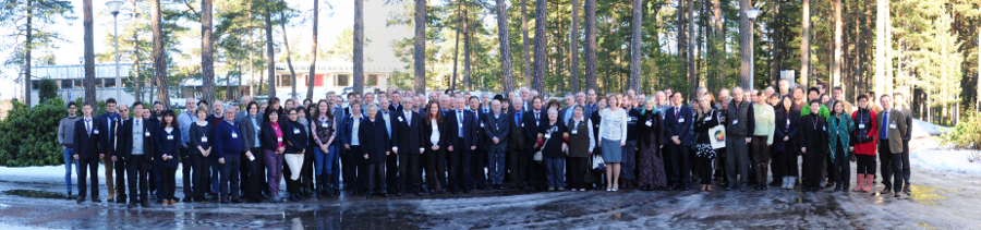 Group picture PEEX Conference 2015 m